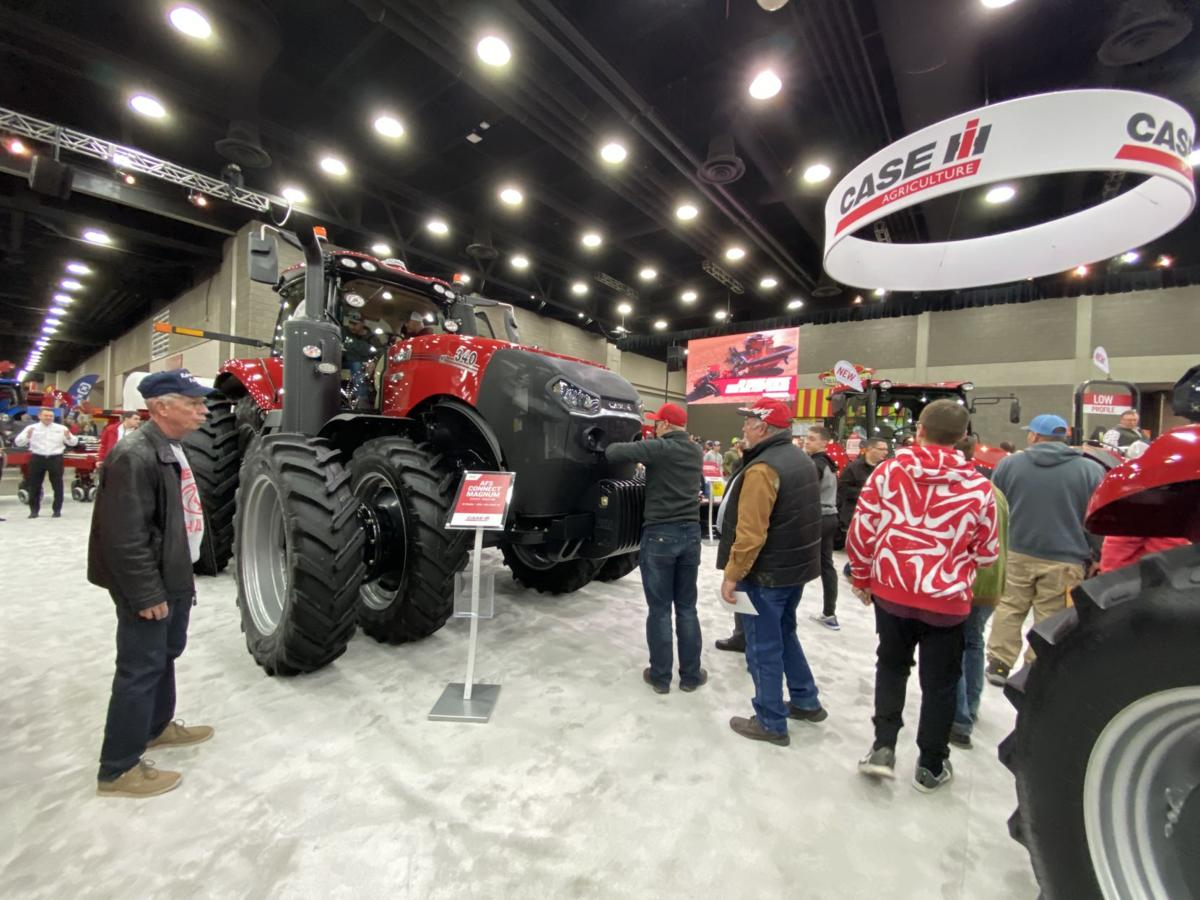 National Farm Machinery Show comes to Louisville