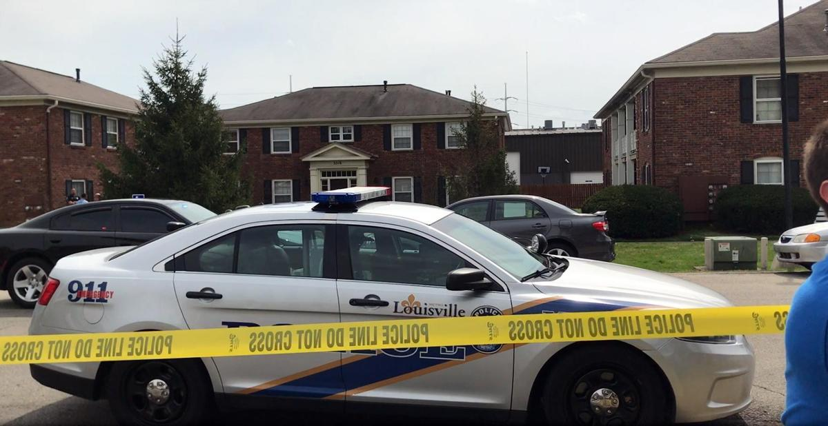 Police Investigating After Dead Infant Found At Fountain Square Apartments In West Buechel News Wdrb Com