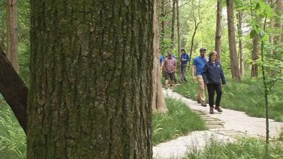 Moss Gibbs Woodland Garden opens in Parklands of Floyds Fork 5-10-19