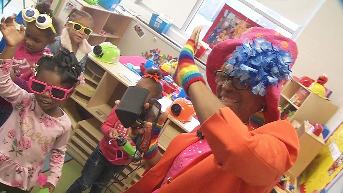 JCPS preschool teacher gets results with rap skills, belief in students