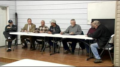 Southeast Bullitt Fire Protection Board holds first meeting without embattled fire chief