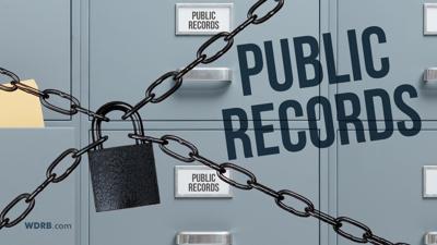 Public Records lock