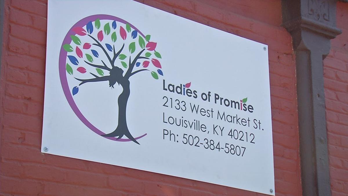 Ladies of Promise Sign