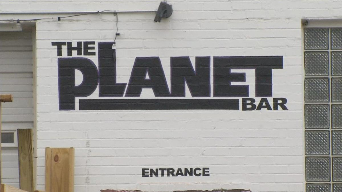 Permit for 7 parking spaces prevents The Planet bar from opening