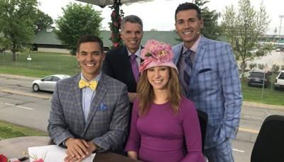 IMAGES: WDRB in the Morning shines with its annual Kentucky Derby show