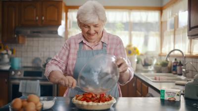 Country Crock grandma