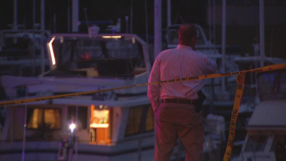 Captains Quarters Death Investigation