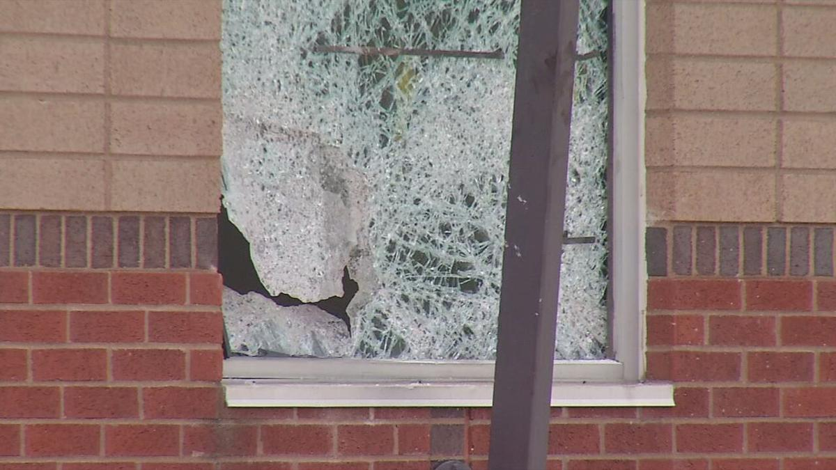 Davis Jewelers, after June 4, 2020 looting incident