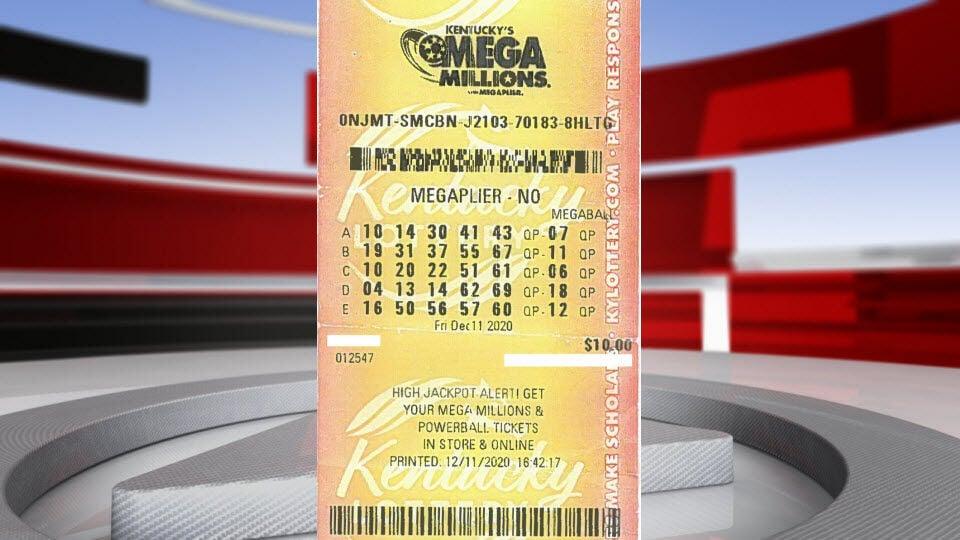 Winner Of 1 000 000 Mega Million Jackpot Claims Prize News Wdrb Com