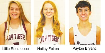 - All-district for a trio of Tigers