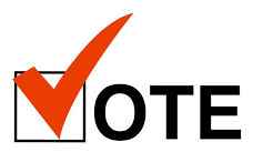- vote