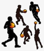 - boys basketball logo