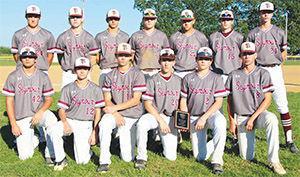 Seymour varsity baseball team