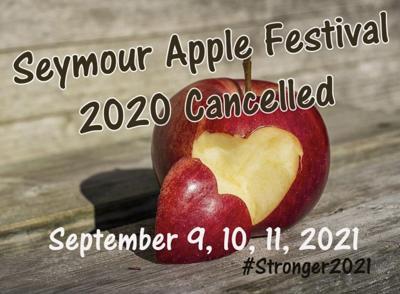- Seymour Apple Festival 2020 cancelled