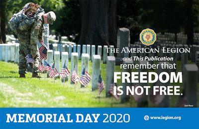 - Memorial Day 2020