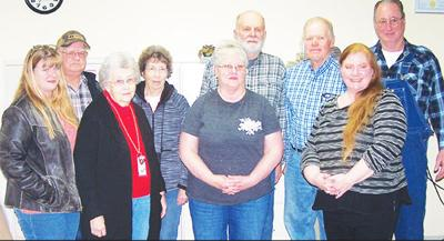 -  Webster County Farm Bureau presents $200 check to food pantries