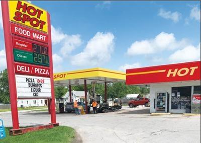 - DNR: Hot Spot admits fuel leak