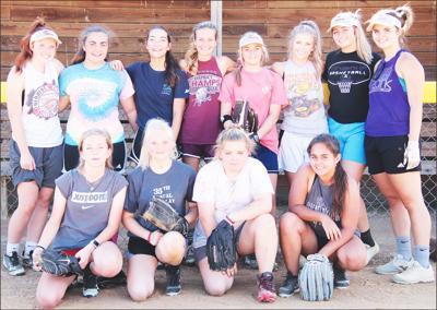 • SHS Fall Softball Team