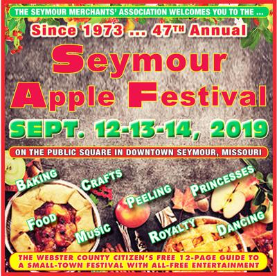 2019 47th Annual Apple Festival Tab