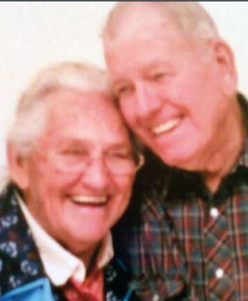 - Straffords married 72 years