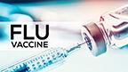 - flu vaccine logo