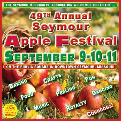 2021 49th Annual Apple Festival Tab available in this week's Citizen and online