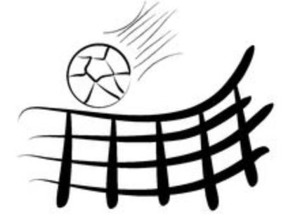 - volleyball logo