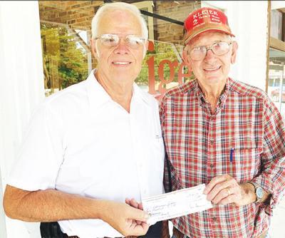 - Seymour's Wilson-Alexander American Legion Post 306 receives $200