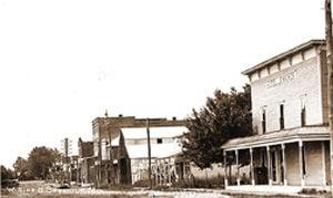 Seymour square, 1909