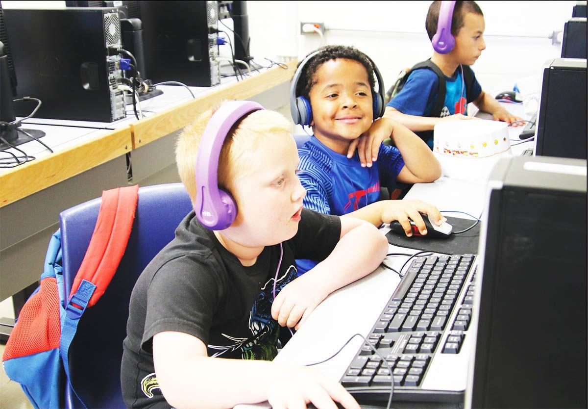 Summer school at the Seymour R-II School District held