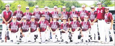 Seymour High School's baseball team finished second in Class 2  at the Missouri State Baseball Championship