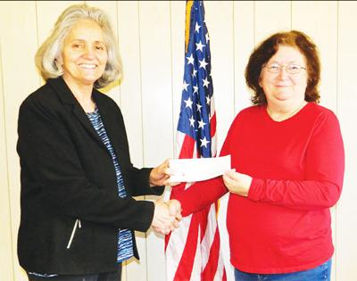 - First Christian Cares receives $1,000 donation from Se-Ma-No Foundation