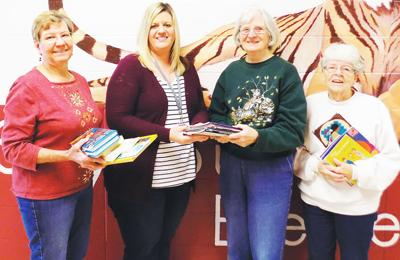 - Daughters Of The American Revolution donates more than 25 books to Seymour Elementary School