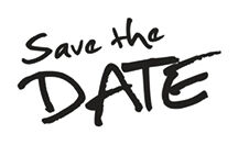 - save the date logo