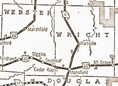 History - Unique look at southern Webster County in 1941