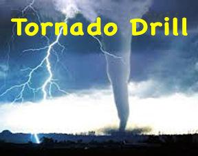 - tornado drill