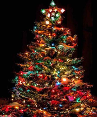 - Tree-lighting event set