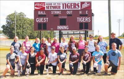 - tiger softball team