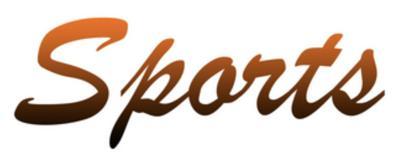 - sports logo