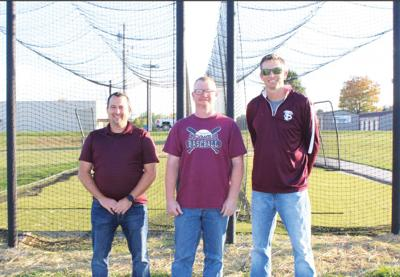 - New Seymour batting cages