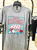 47th Apple Festival T-shirts on sale