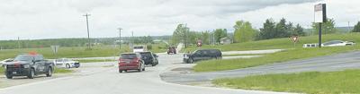 - Five injured in U.S. 60 wreck