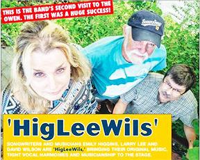 'HigLeeWils' at the Owen on Saturday