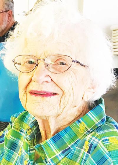 Marilyn Bazel, 95