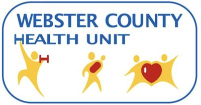 - Webster County health unit logo