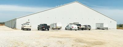 - Baker Creek warehouse progresses