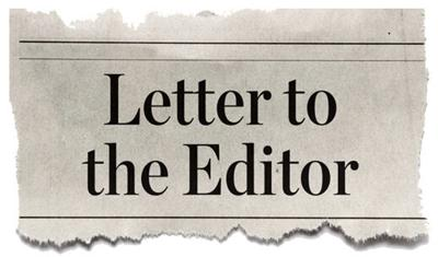 - letter to editor