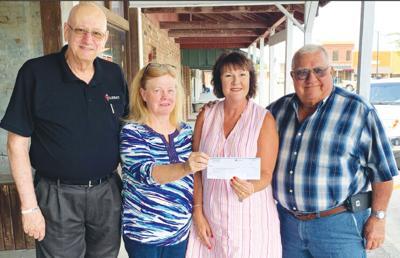 -  Seymour United Methodist Church receives $3,704.95