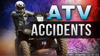 - ATV accident