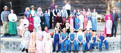 "Ozark Mountain Players present ""Laura's Memories"""
